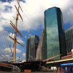 """South Street Seaport - New York City"" by Ffooter"