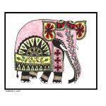 """Christmas Elephant"" by Tallulah"
