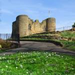 """Tonbridge Castle in the Spring"" by andy-coleman"