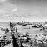 """B&W Bermuda Pano"" by stevewalterphoto"