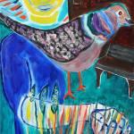 """""""Pigeon"""" by redjordanart"""
