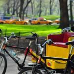 """""""Cabs vs Bikes"""" by anniebanannie"""