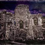 """Chapel Ruins, Moonlight Edition"" by ChrisLord"
