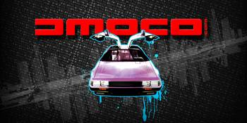 DMOCO DeLorean Banner