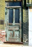 Old Door in Pleasant Hill MO