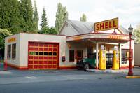Hailstone Food and Gas store, Issaquah, Washington