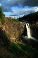 Snoqualmie Falls, Washington, USA