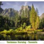 """Yosemite - Tuolumne Morning"" by pixeltone"