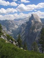 Half Dome - Glacier Point