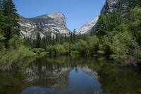 Mirror Lake - Yosemite