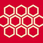 """ROUGE HEXAGON"" by ShaneConnor"