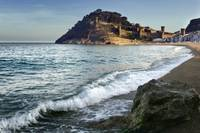 Tossa de Mar Beach and Castle