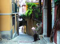 Series #5: Bellagio, Italy .. Simple Life