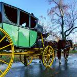 """Colonial Williamsburg VA Carriage 57153"" by JTPatterson"