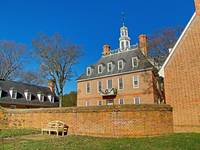 Colonial Williamsburg VA Govenor's Palace 5775