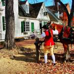 """Colonial Williamsburg VA Carriage Driver"" by JTPatterson"