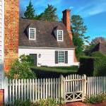 """Colonial Williamsburg VA Cottage 063"" by JTPatterson"