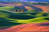 Palouse Sunrise 0910