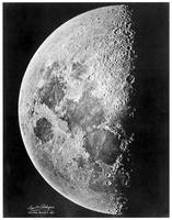 Moon by Lewis Rutherford (March 4, 1865)
