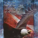 """""""Home of the Brave Troop Support Card"""" by William63"""