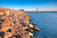 Lake Hefner Lighthouse
