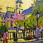"""SPRING IN PARIS"" by briansimons"