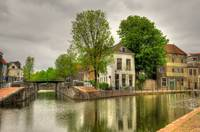 Schiedam, The Dam HDR