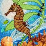 """Mystic Seahorse"" by bjasmine"