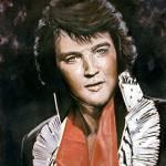 """Elvis Presley"" by GiniWahlen"