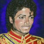 """Michael Jackson"" by GiniWahlen"