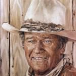 """""""John Wayne"""" by GiniWahlen"""
