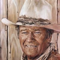 John Wayne Art Prints & Posters by Gini Wahlen