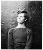 One of the Lincoln Conspirators by Gardner (1865)