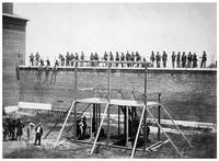 Execution of the Lincoln Assassination Conspirator