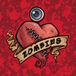 """I Love Zombies"" by schwegel"