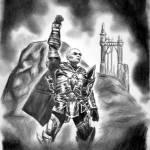 """Sir Beregond"" by silverwind"