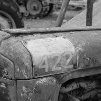 Tractor 422 Art Prints & Posters by Shannon Kean