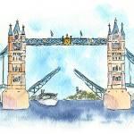 """Tower Bridge in London, UK"" by moiramunro"