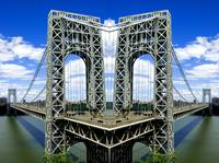 George Washington Bridge Mind Bender