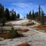 """""""Yellowstone National Park - Mountain Slope"""" by Ffooter"""