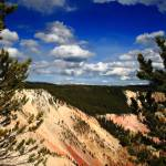 """""""Grand Canyon of Yellowstone"""" by Ffooter"""