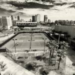 """Spartan, University of Tampa Sport Field"" by CaesarLeonard"