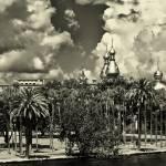"""University Of Tampa Gardens"" by CaesarLeonard"