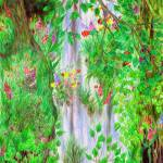 """Waterfall"" by RebeccaTripp"