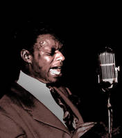 Jazz Singer Nat King Cole