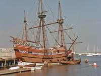 Mayflower Ship