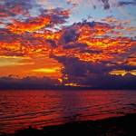 """""""red sunset no. 23 – the red sunset show"""" by sunsetcolors"""