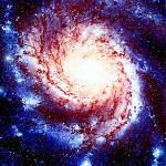 """The Heart of Galaxy M101"" by RandallKlopping"