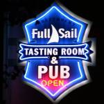 """FULL SAIL SIGN"" by MWDunlop"