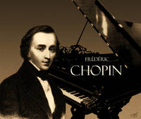 Portrait of Chopin with Piano
